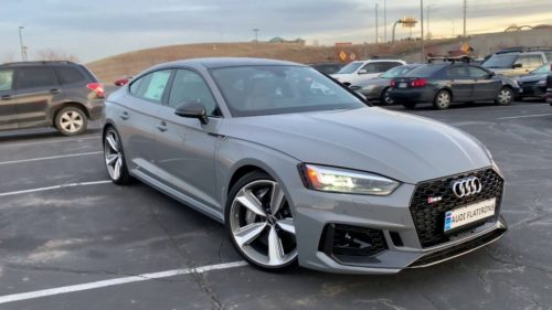 2019 Audi RS5 Sportback review