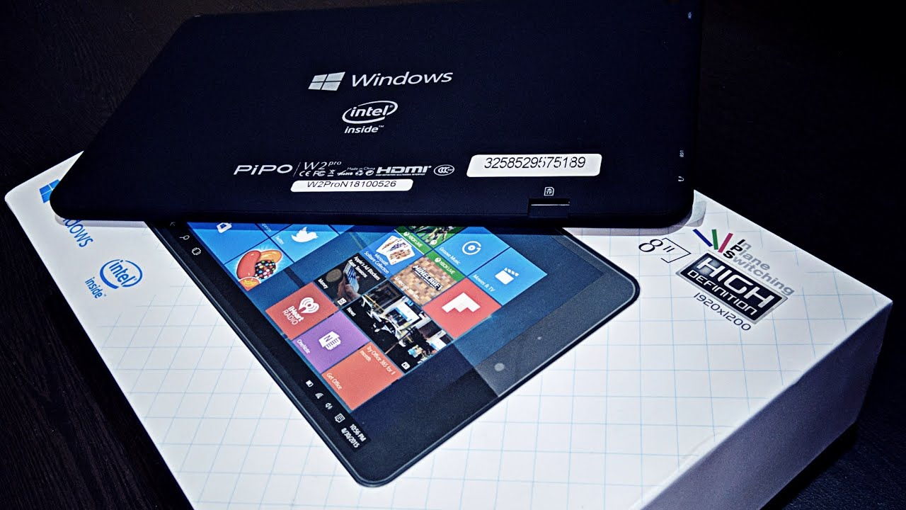 Pipo W2PRO Tablet PC Review