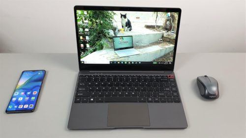 The Chuwi AeroBook Review: One Small Step For Chuwi