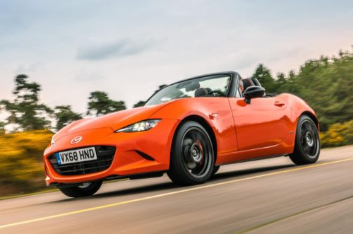 2019 Mazda MX-5 30th Anniversary Edition review