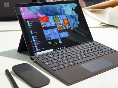Microsoft Surface Pro 6 vs Surface Laptop 2 vs Surface Book 2: What's the difference?