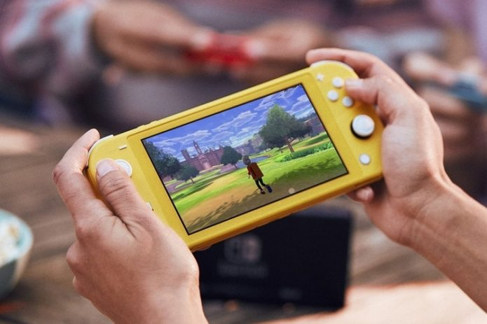 Nintendo Switch Lite Is A Smaller, Cheaper, And Handheld-Only Version Of The Console
