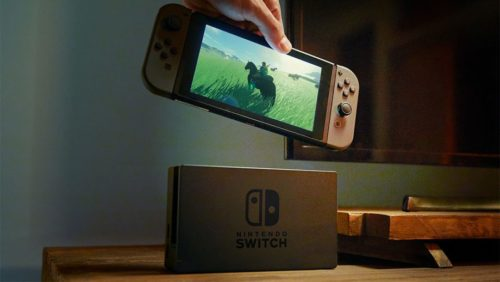 A free Nintendo Switch sure beats stale pretzels as an in-flight gift
