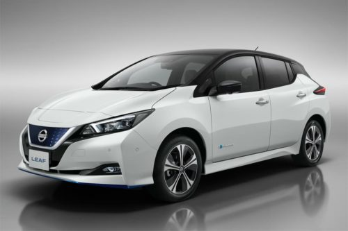 New Nissan LEAF range to be extended