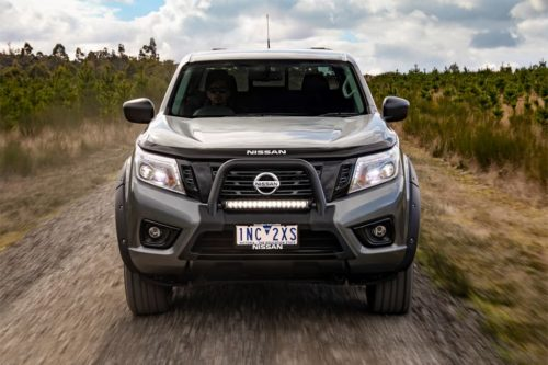 Nissan Navara e-Power hybrid by 2025?