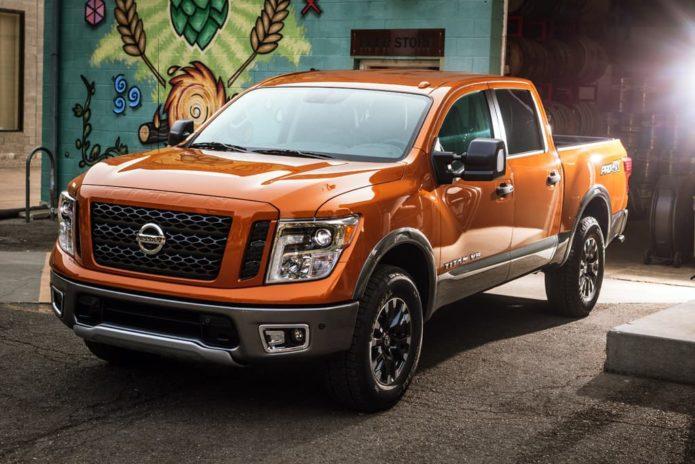 Aussie bid for Nissan Titan still on