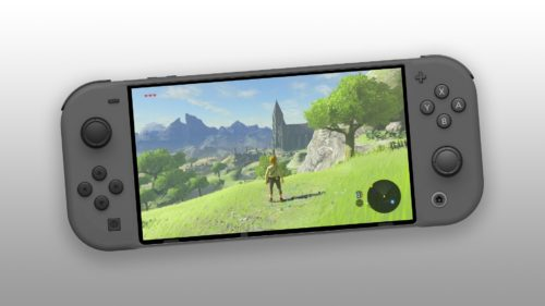 Everything we know about the Nintendo Switch Mini