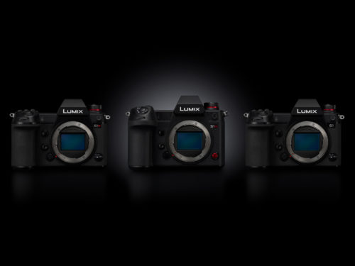 New Firmware Version 1.1 Announced for Panasonic S1 & S1R