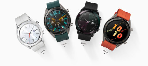 HUAWEI Watch GT 46mm VS 42mm:Full Specs Comparison