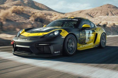 Porsche Cayman GT4 Clubsport coming to Oz