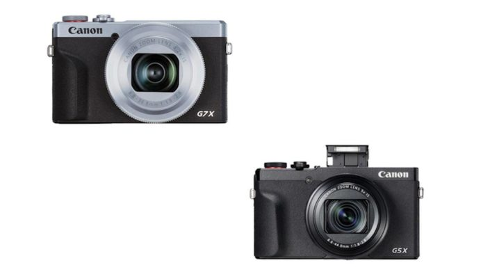 Canon PowerShot G7 X III and G5 X aim to appeal to visual storytellers