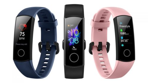Honor Band 5 Hands-On: The Cheap Fitness Tracker to Watch