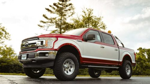 BFP Retro F-150 brings old-school style to a new truck