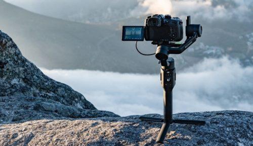 DJI Ronin-SC gimbal is designed for mirrorless cameras, priced $439