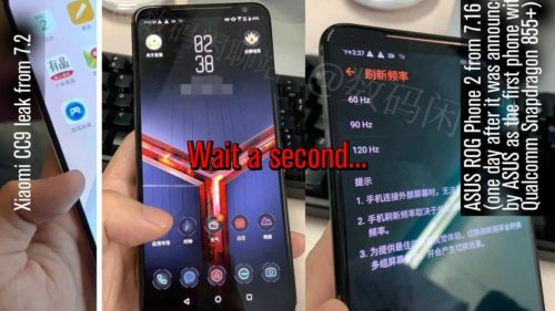 ASUS ROG Phone 2 leaked: The thumb I missed