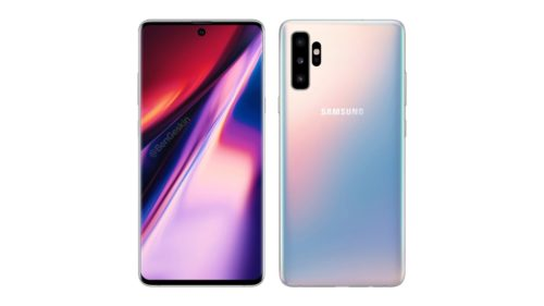 Samsung Galaxy A90 could be a 5G handset for the masses