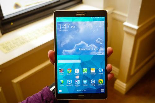Samsung Galaxy Tab S6 spec leak reveals it's a truly top-end slate
