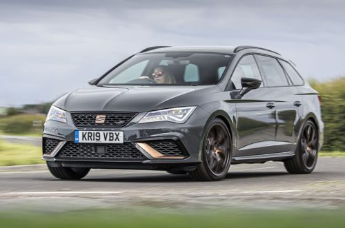2019 Seat Leon Cupra R Estate Abt FIRST DRIVE review