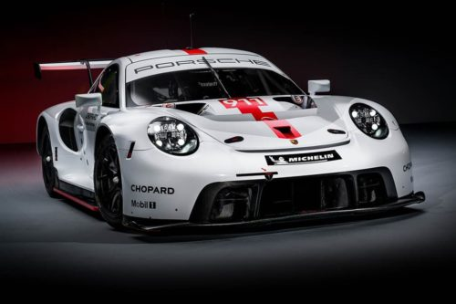 2019 Porsche 911 RSR revealed