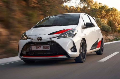 2019 Toyota Yaris GRMN Review: Road Test