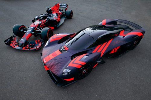 Aston Martin Valkyrie unleashed