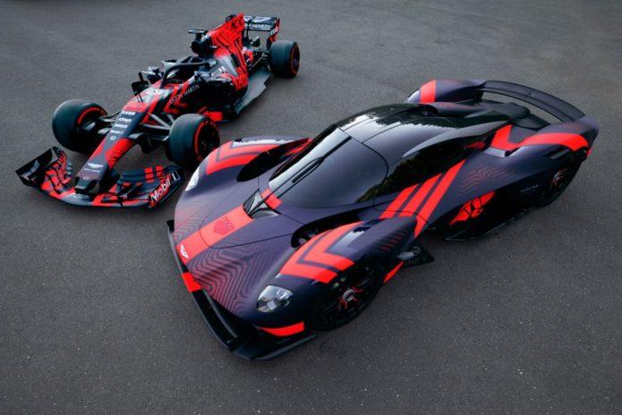 Aston Martin Valkyrie unleashed