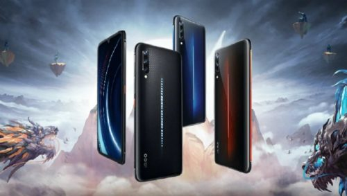 Vivo iQOO Plus 5G specifications, price appear online in a leaked banner