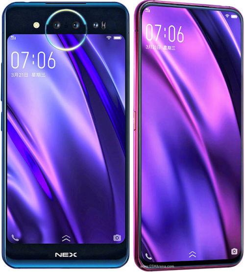 Vivo NEX 2 alleged render shows full-screen design