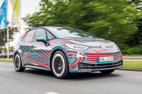 2020 Volkswagen ID 3 FIRST DRIVE review: price, specs and release date
