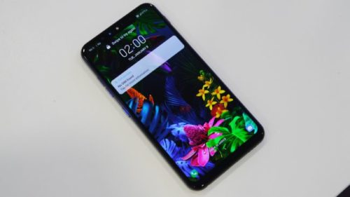 LG G8S ThinQ finally landing with five cameras and Hand ID