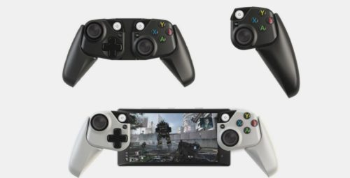 These neat xCloud controller concepts just moved closer to reality