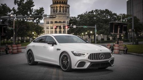 2019 Mercedes-AMG GT53 4-Door review