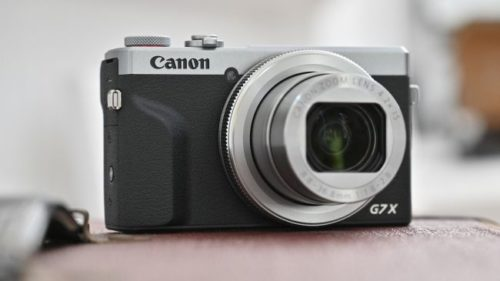 Canon PowerShot G7 X Mark III is a 4K-shooting vloggers delight