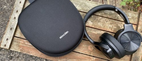 Mixcder E9 Wireless Active Noise-Cancelling headphones review