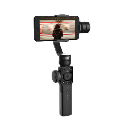 Zhiyun Smooth 4 smartphone gimbal supported devices