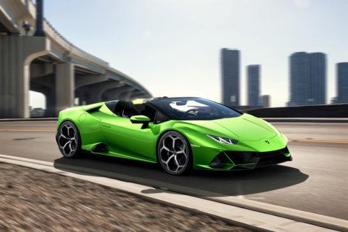 2020 Lamborghini Huracán Evo Spyder review