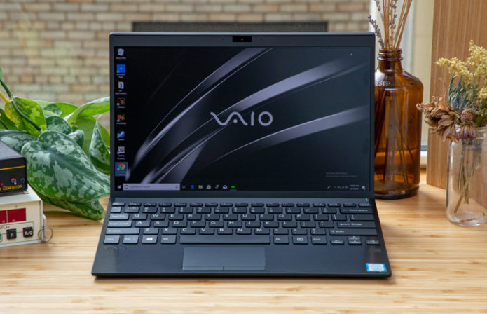 Vaio's divorce from Sony seems to have done the brand good: The newest entry, the SX12 ($1,199 starting; reviewed at $1,899), is an impressive business notebook that offers speedy performance in a surprisingly lightweight, stylish chassis. The laptop also has a comfortable keyboard that angles toward you from a lifted deck, and a crazy range of ports -- from VGA to USB-C -- so that you won't ever need a dongle.