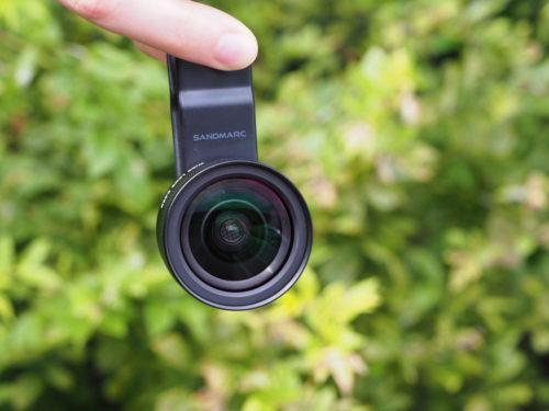 SANDMARC iPhone 8 Plus Wide Lens Adapter Review