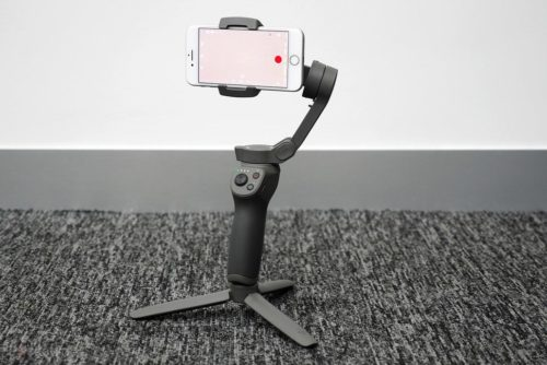 DJI Osmo Mobile 3 hand-on review: New folding design, the trigger returns and more