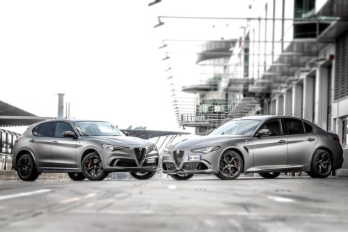 Alfa Romeo Giulia and Stelvio Quadrifoglio NRING revealed