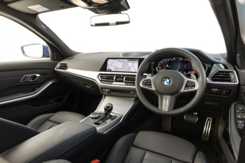 2019 BMW 3 Series Infotainment and Technology Review