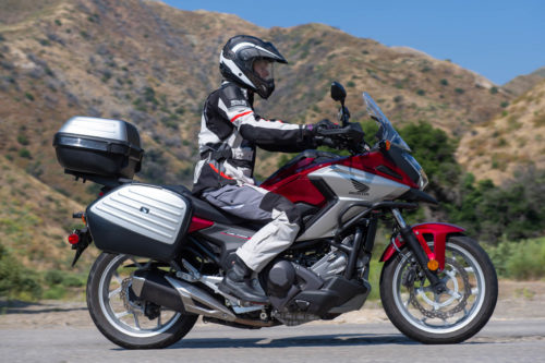 HONDA NC750X DCT ABS REVIEW – ACCESSORIZED ADV