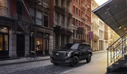 2021 Cadillac Escalade May Go All-Electric