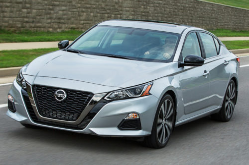 2019 Nissan Altima: 5 Reasons to Buy
