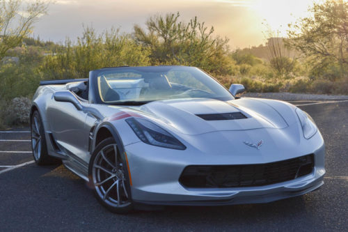 2019 Chevrolet Corvette Grand Sport Convertible: Pros And Cons