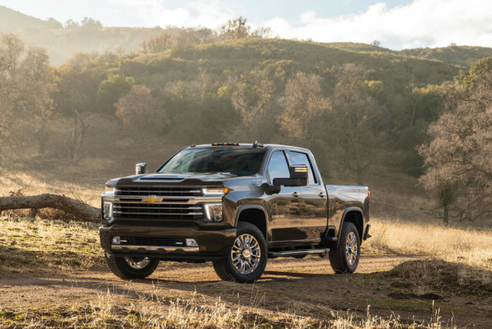 2020 Chevrolet Silverado 2500 HD Diesel Review: Tow, Haul, It Does It All
