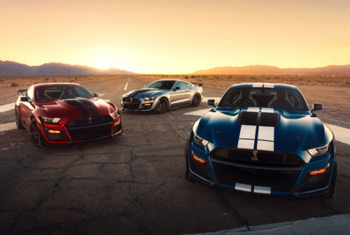 Ford Dropped Another Teaser Stat for the 2020 Mustang Shelby GT500