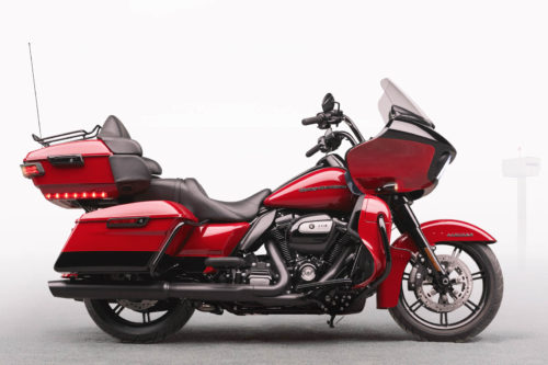 2020 HARLEY-DAVIDSON ROAD GLIDE LIMITED FIRST LOOK (5 FAST FACTS)