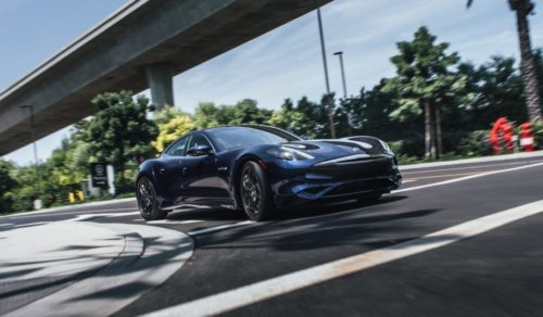 2020 Karma Revero Inches Closer to Production