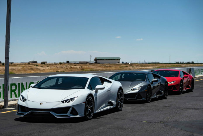 2020 Lamborghini Huracán Evo: Staying Ahead of the Curve
